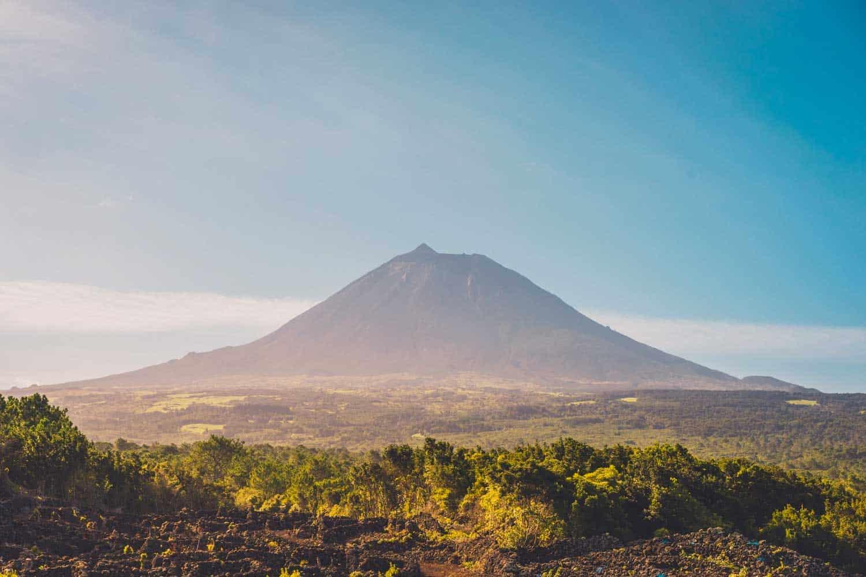 Azoren reis tips Pico mountain
