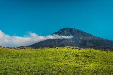 pico of sao miguel azoren eilanden
