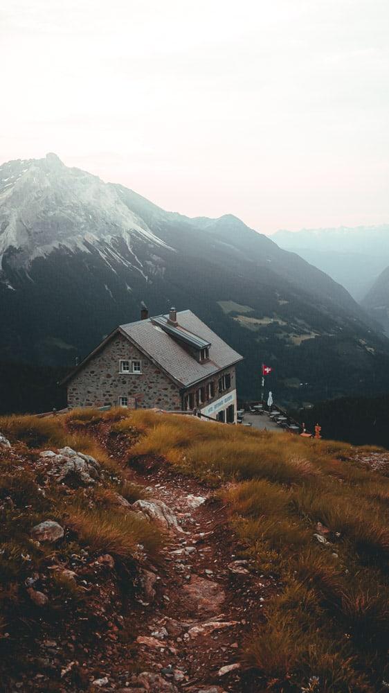 bergwandeling maken in zwitserland