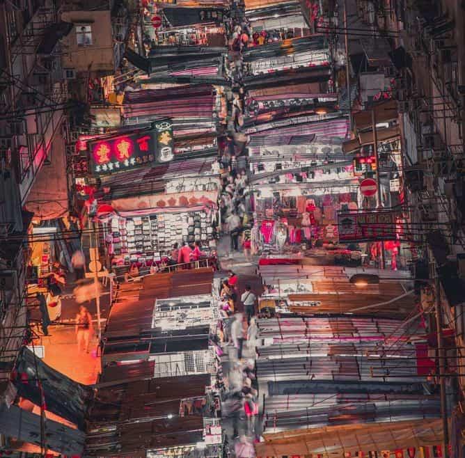 waar eten in hongkong