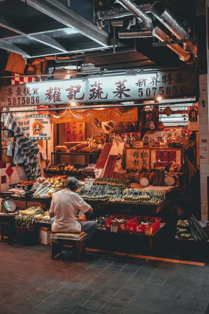 dai pai dong streetfood