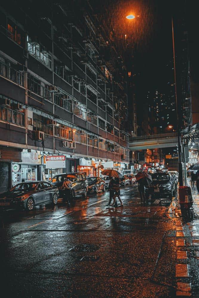 hoe lang in hongkong blijven