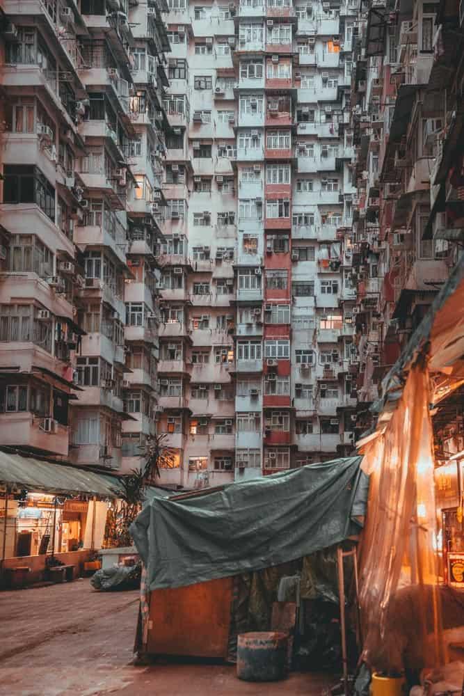 hongkong layover hoe lang
