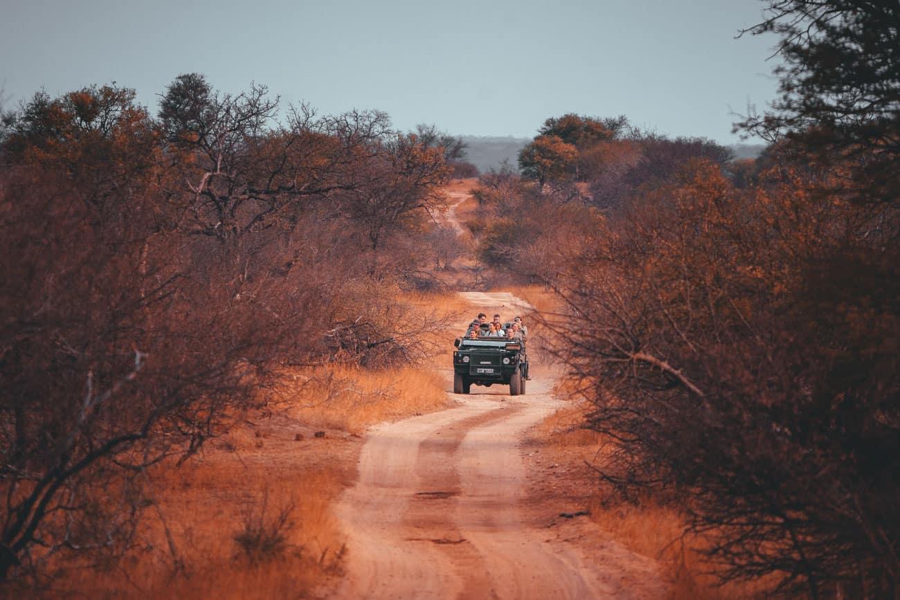 jeeps zuid afrika