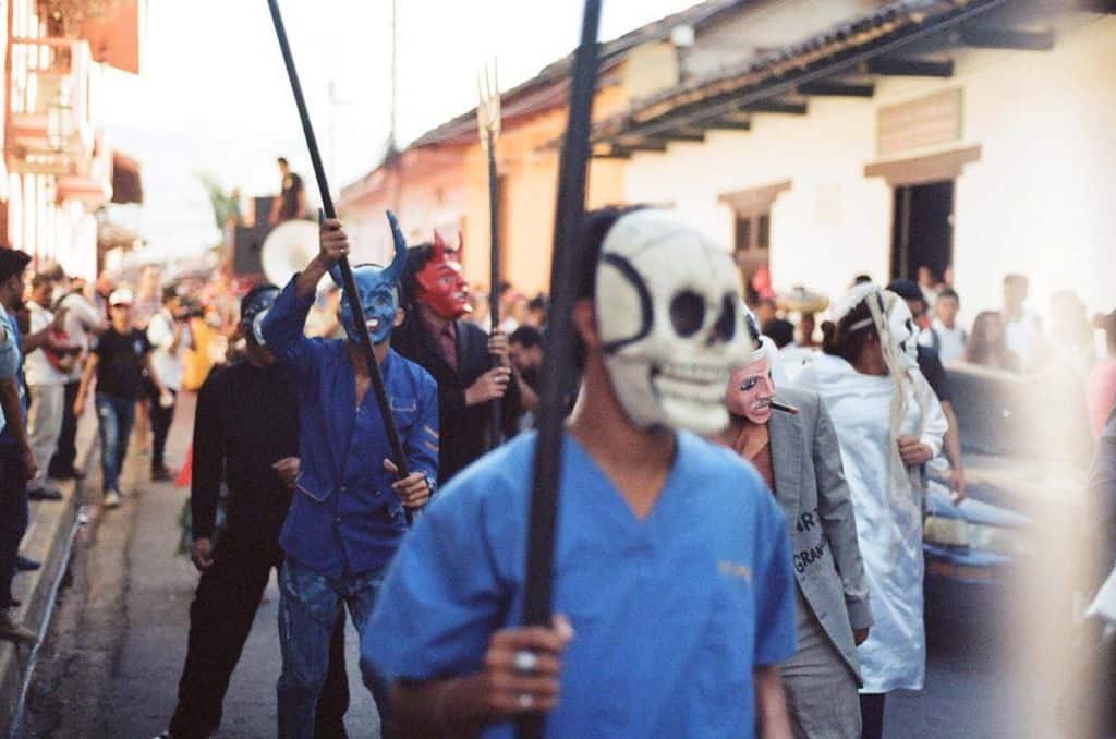 op vakantie in nicaragua met maarten inghels