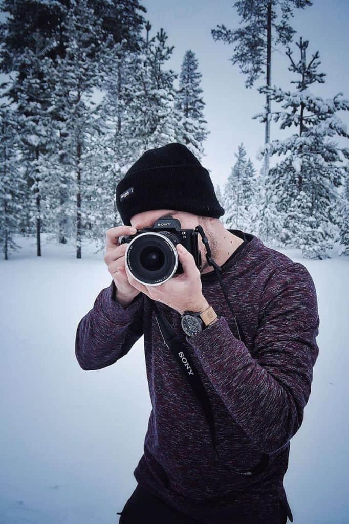 fototoestel kopen voor op reis