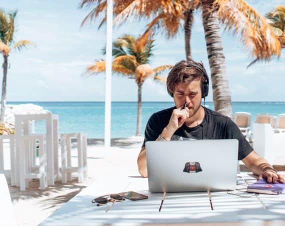 remote werken tips van thuis uit werken