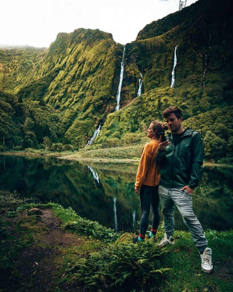 watervallen bezoeken portugal