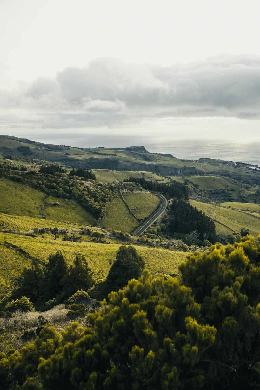 reizen naar portugal azoren