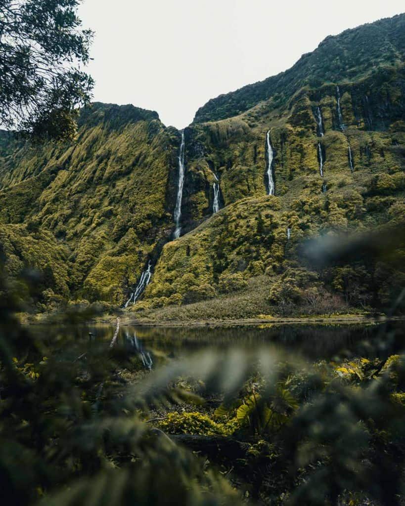 watervallen portugal