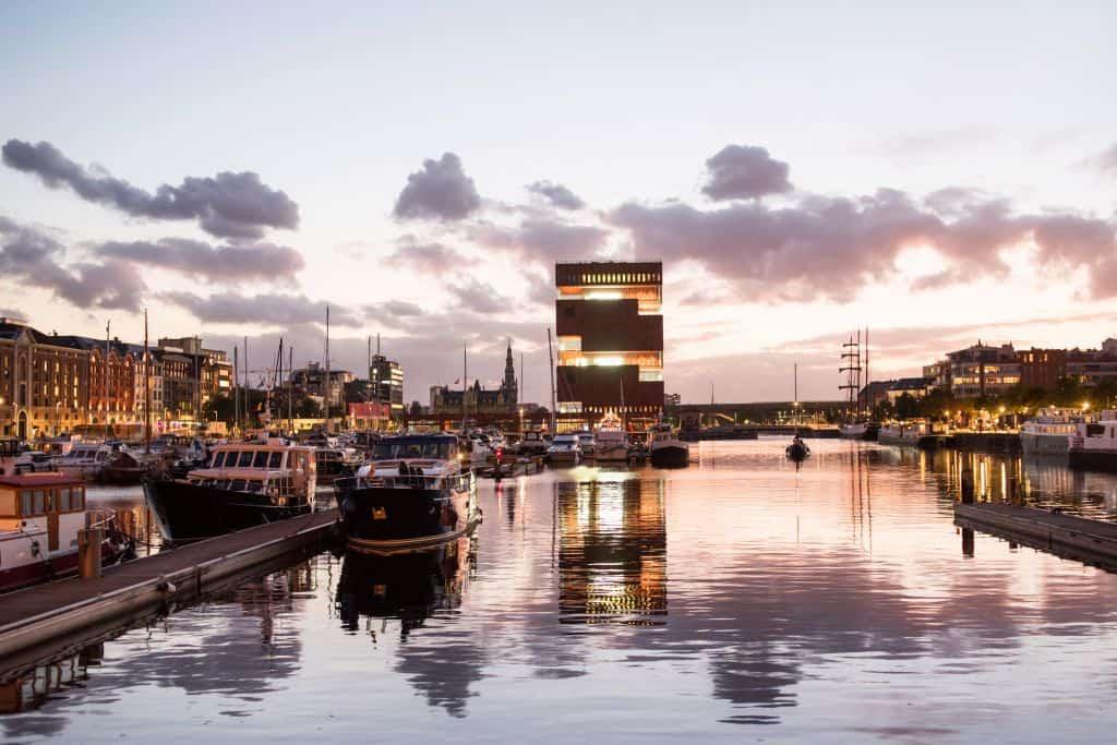Antwerpen is het mooiste arrondissement van Parijs