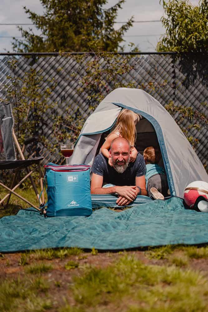 een tent kopen om te kamperen