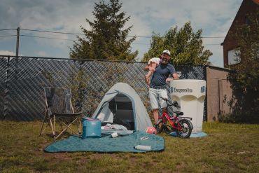 staycation belgie kamperen
