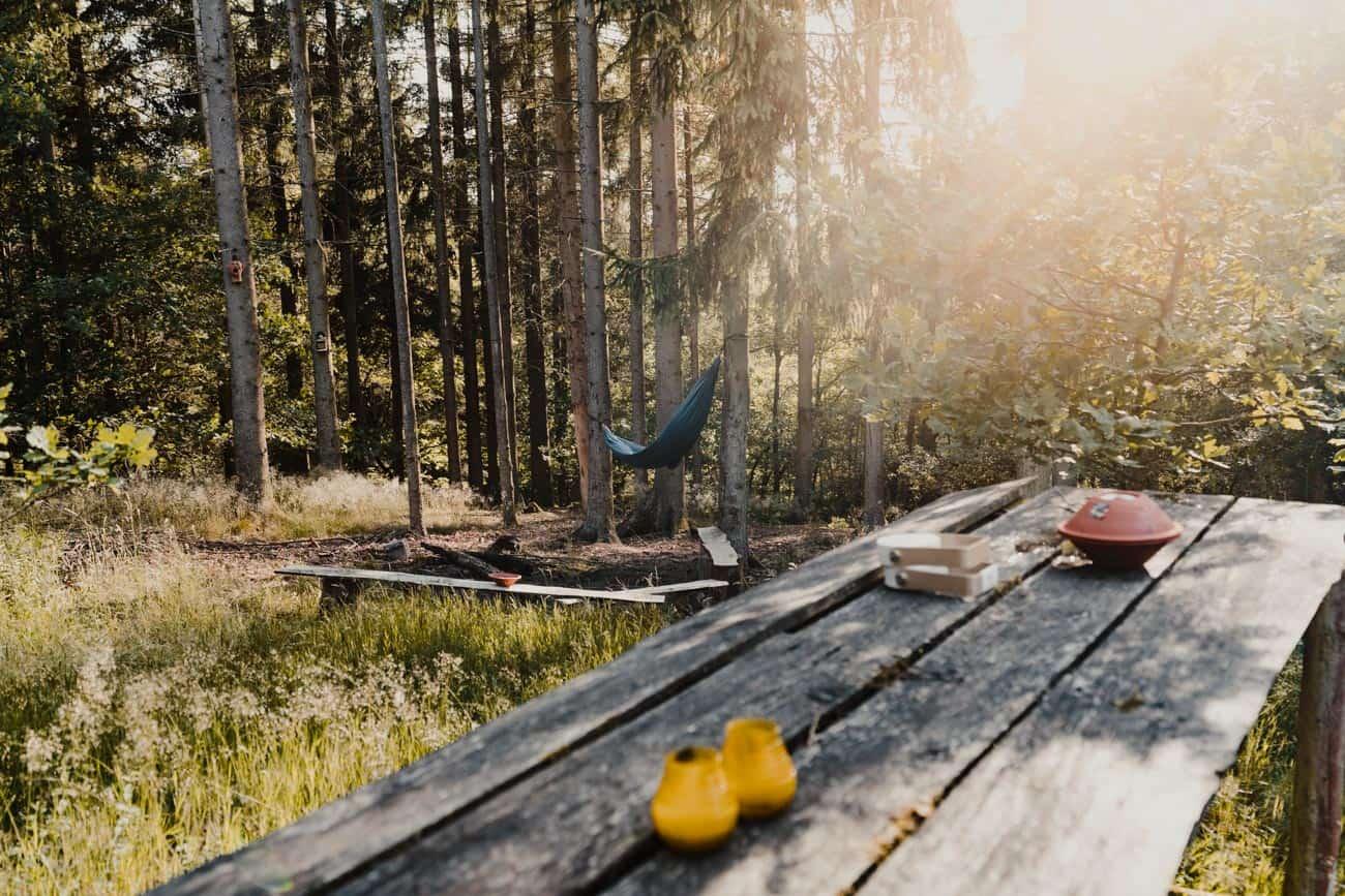 mooiste chalet kamperen la roche