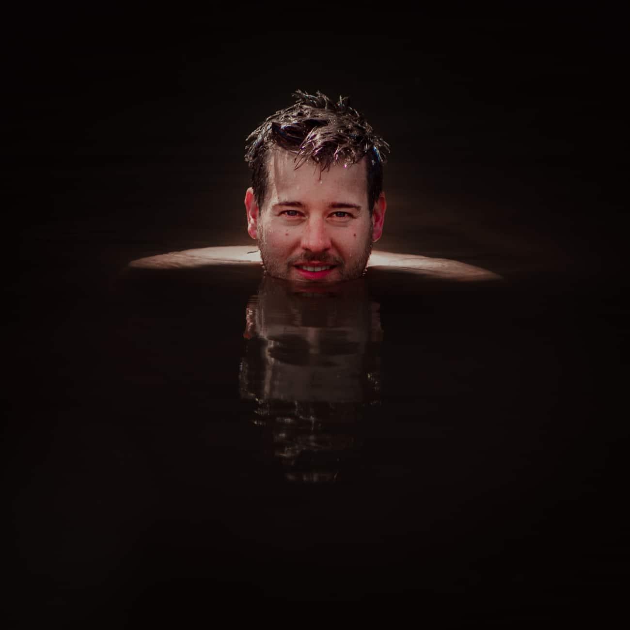 wild zwemmen in de ardennen