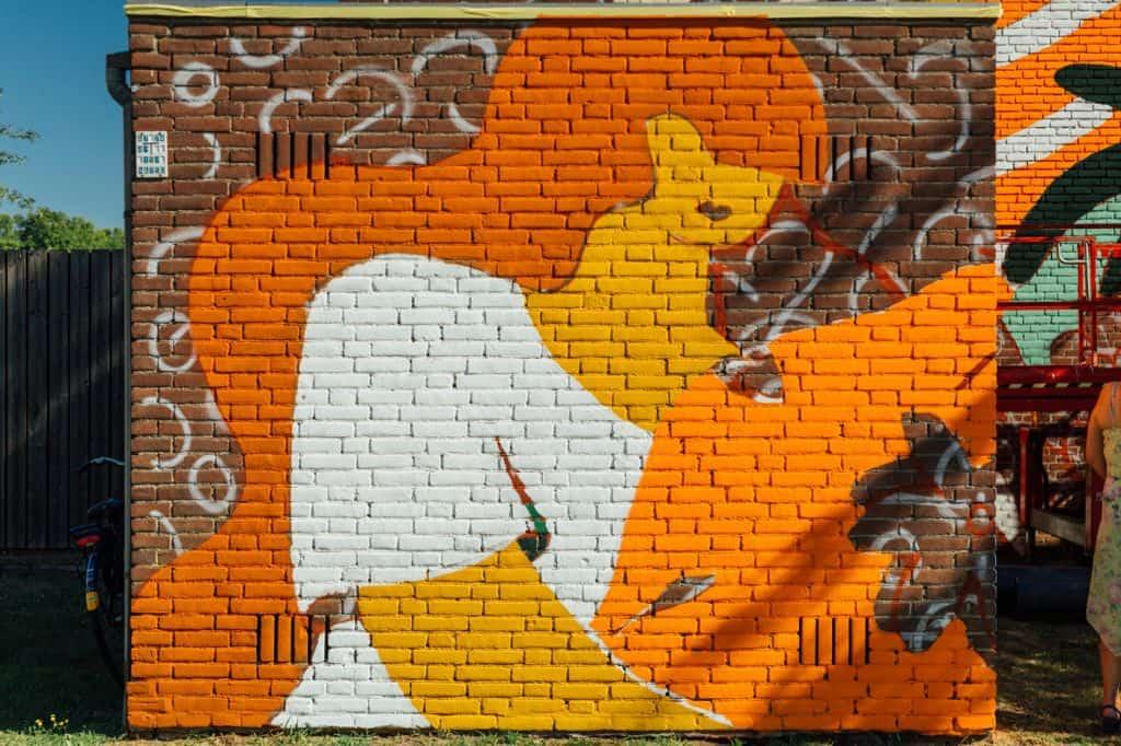grafitti breda