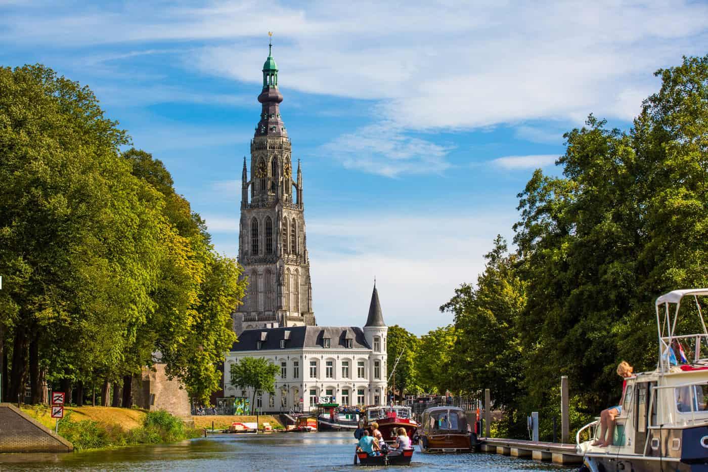 een citytrip naar Breda plannen