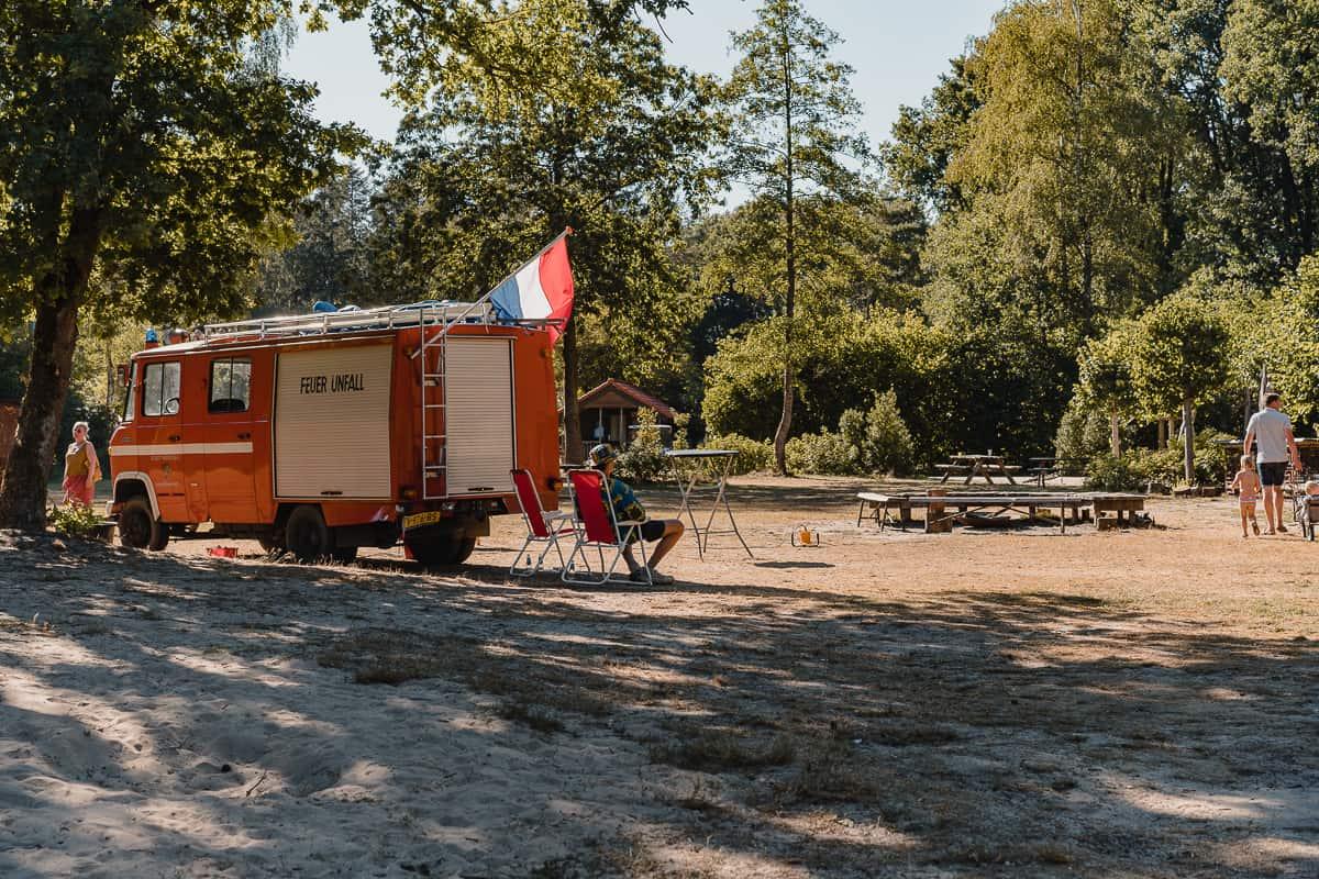 mooiste camping nederland maashorst