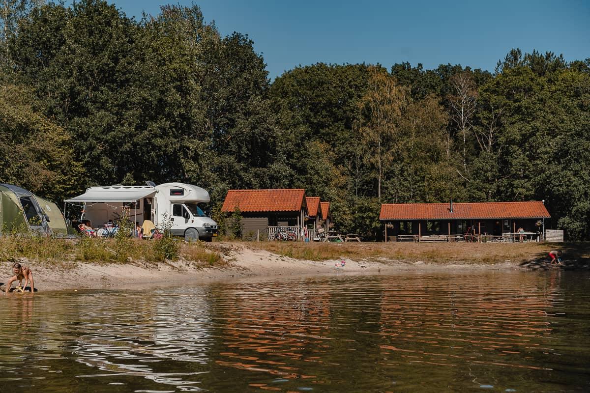 mooiste camping van nederland