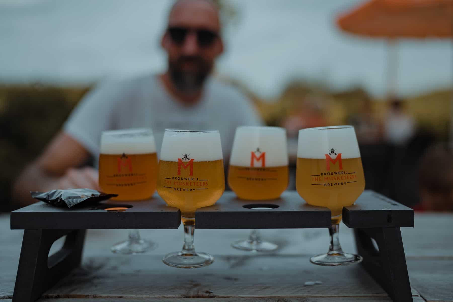 bier proeven musketier