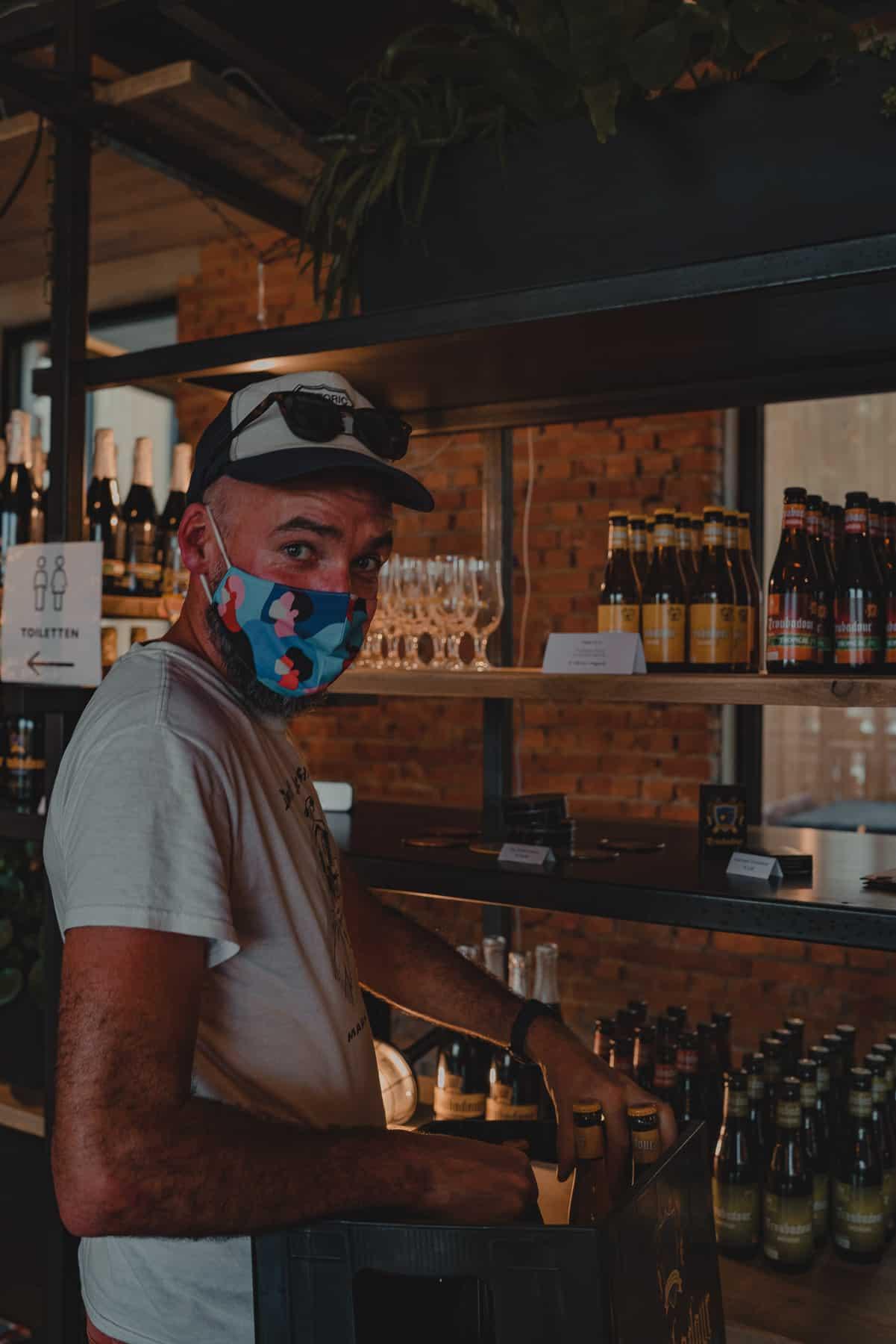 brouwerij musketiers sint gillis waas