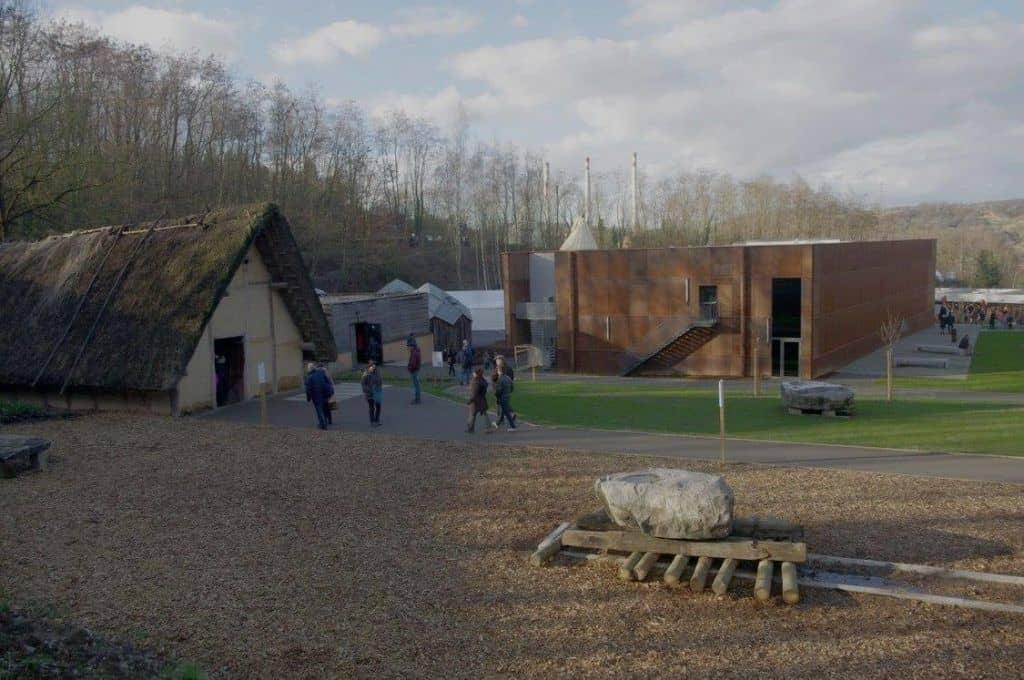 openlucht museum prehistorie wallonie