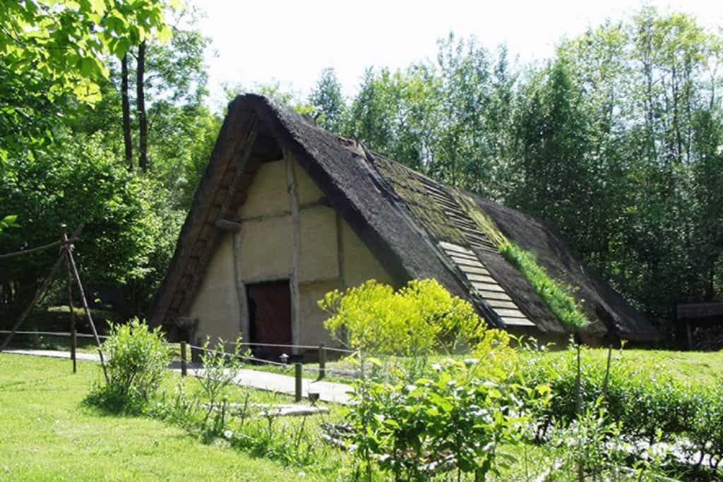 ramioul prehistorisch museum