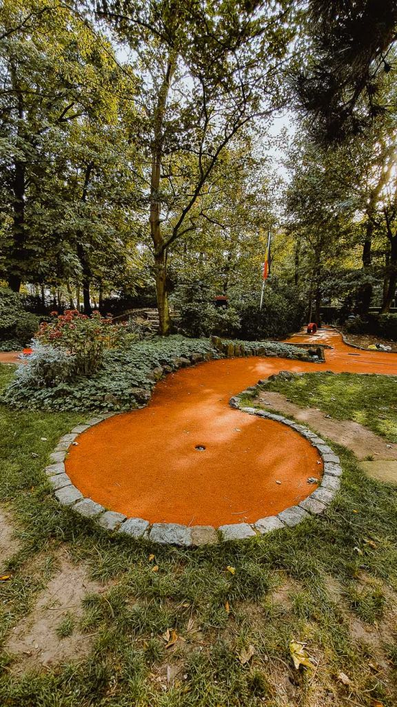 hole chatelet minigolf oostende
