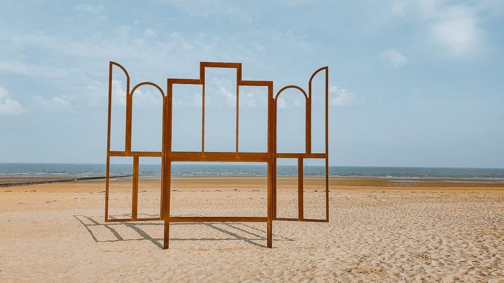 kunstwerk Oostende altar
