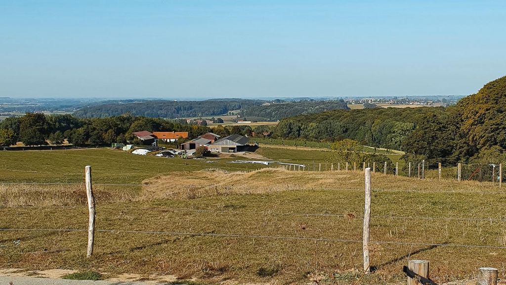 uitzicht Scherpenberg oost vlaanderen