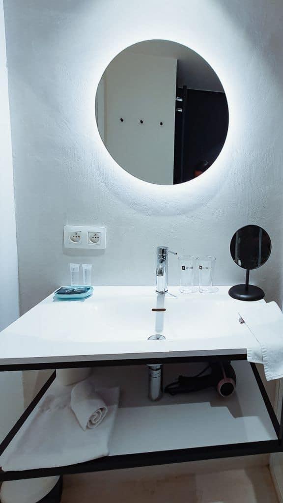 Hotond scherpenberg badkamer