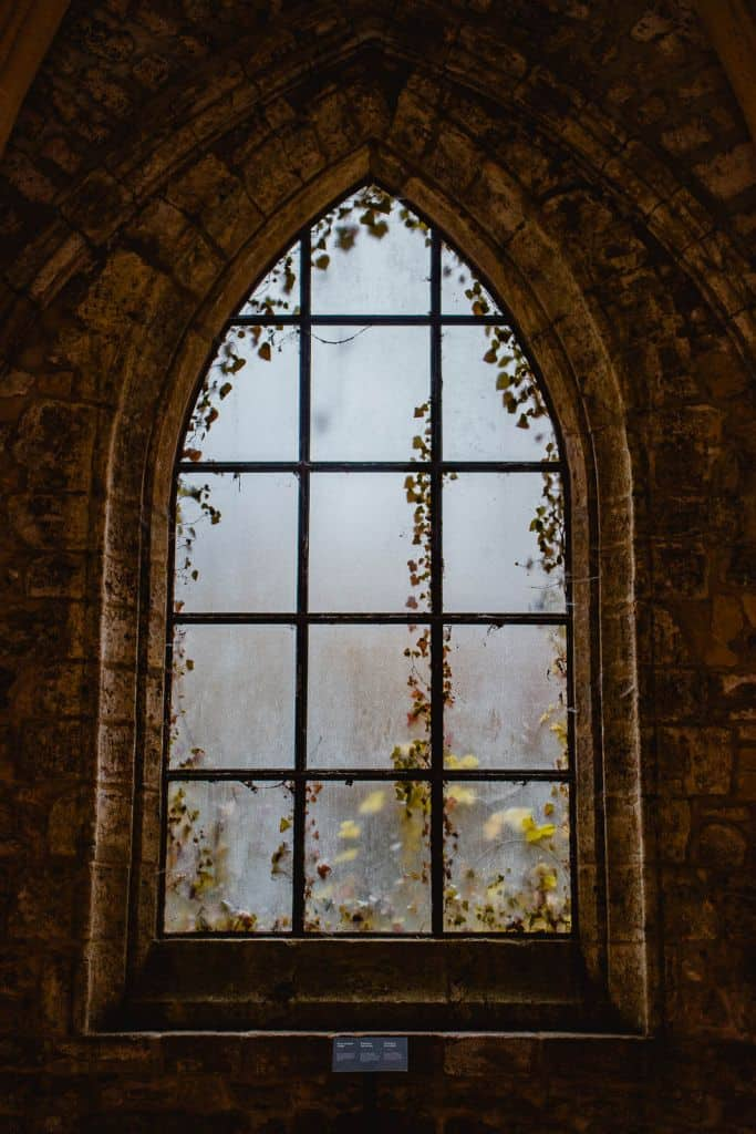 raam abdij van orval Ardennen