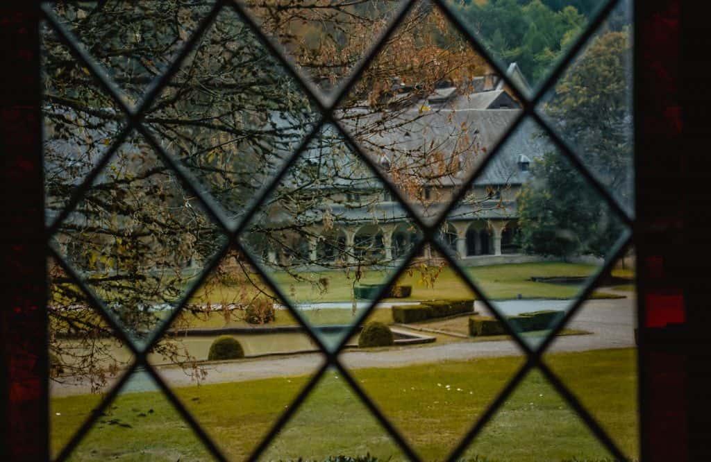 raam museum abdij van orval