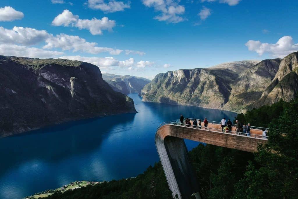 road trip belgie noorwegen