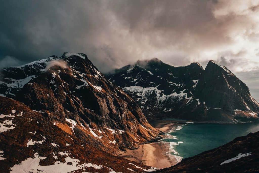 roadtrip naar noorwegen