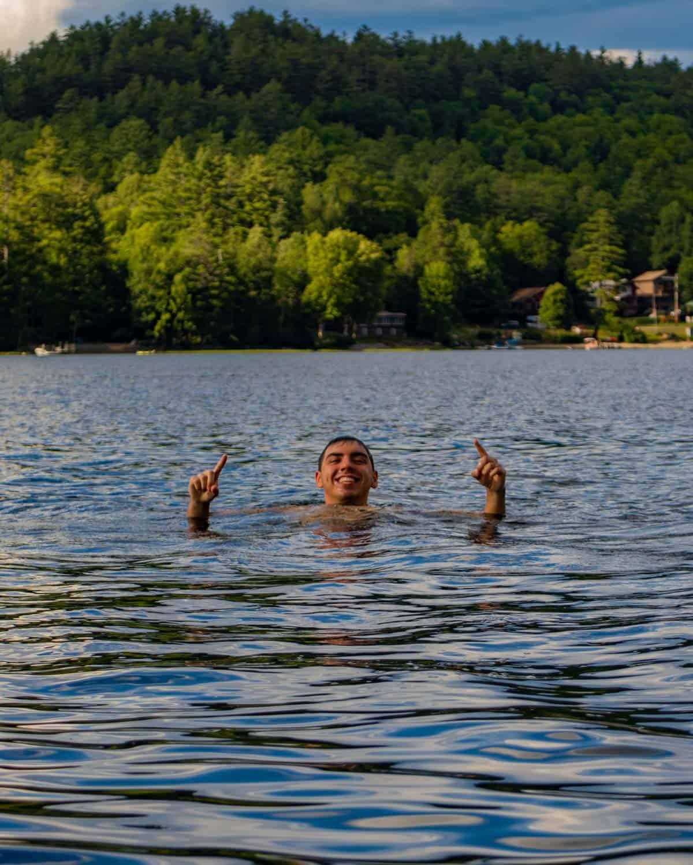 waar zwemmen frankrijk