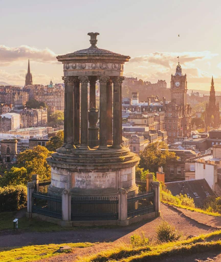 Edinburgh en Edinburgh Castle bezoeken