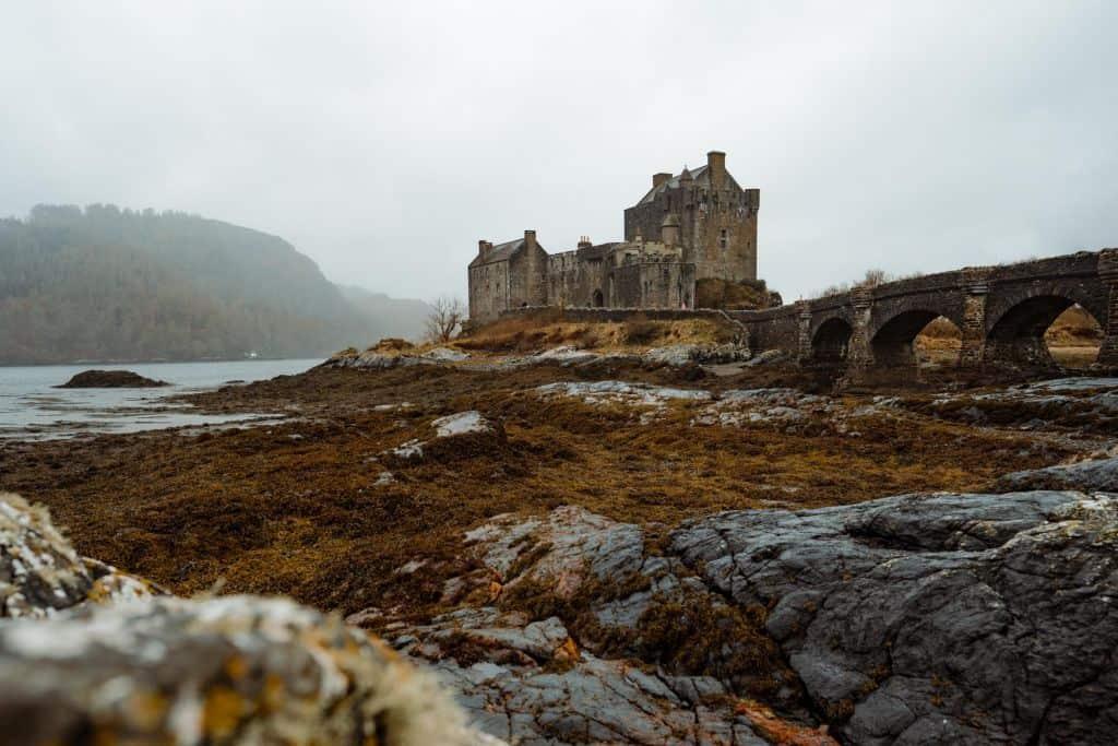 mooiste kastelen van schotland