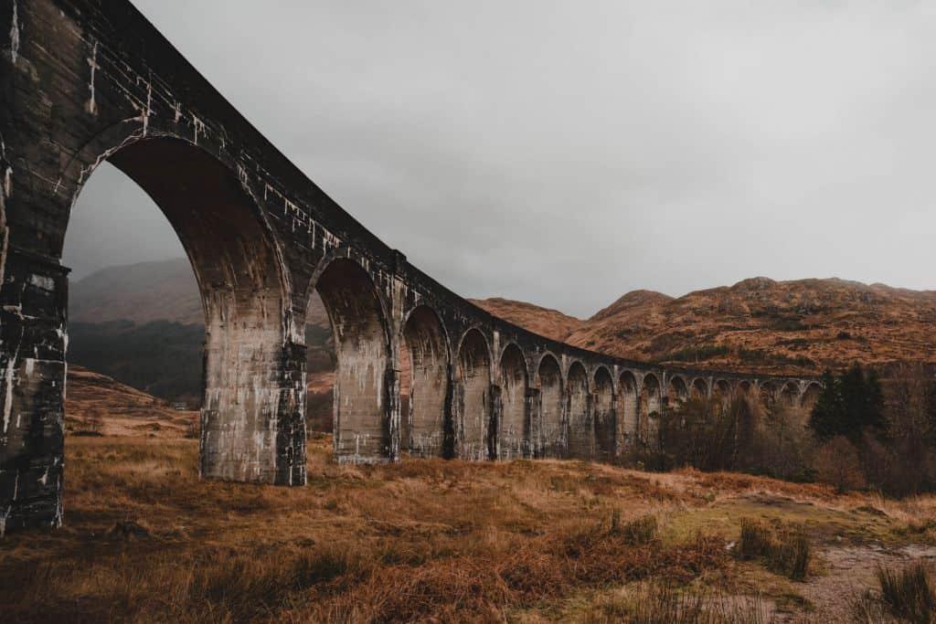 brug harry potter glenfinnan viaduct
