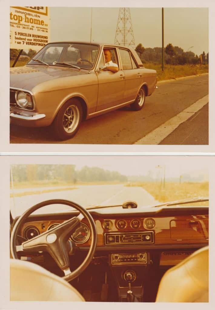 fotos oude wagen reisverhaal