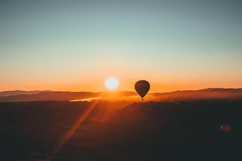 ballonvaart italie