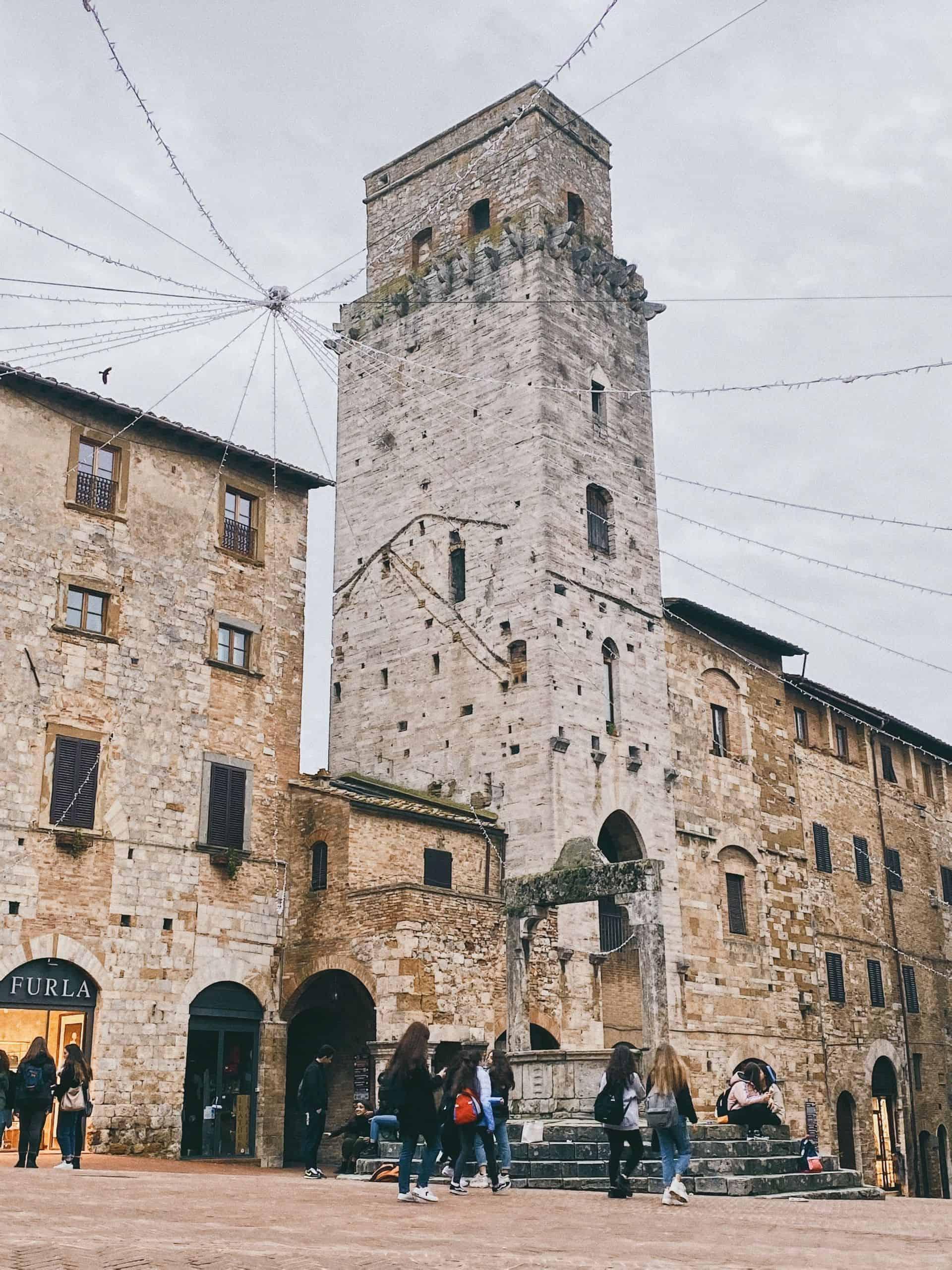 San Gimignano in Toscane