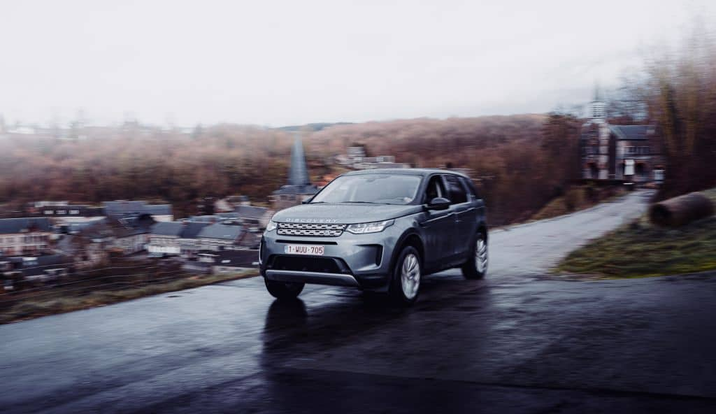 landrover discovery dinant