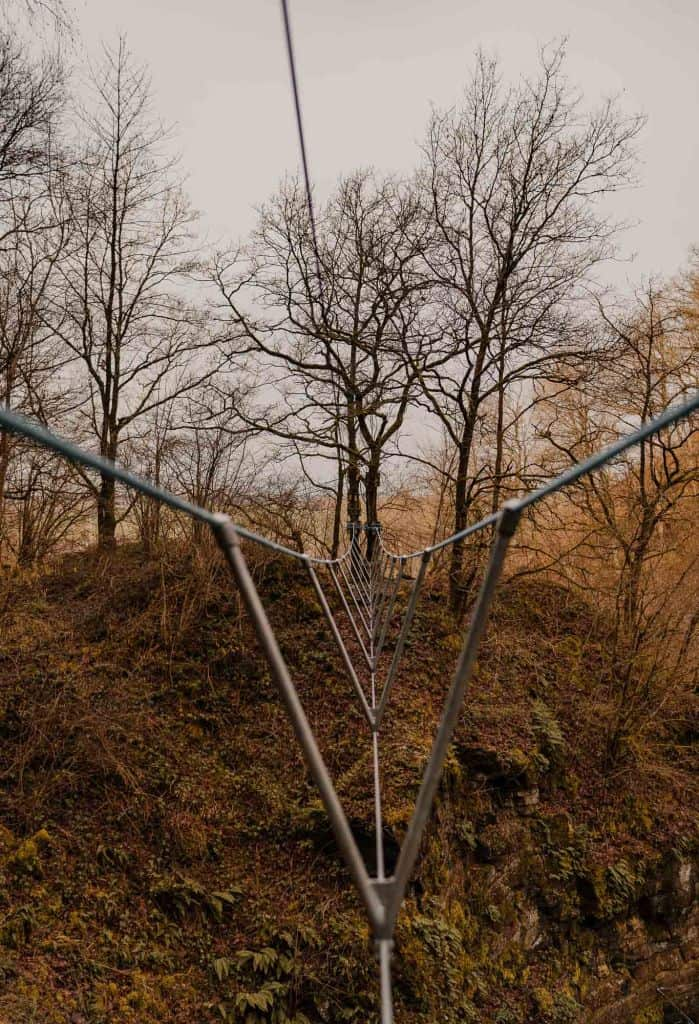 bungee jump ardennen