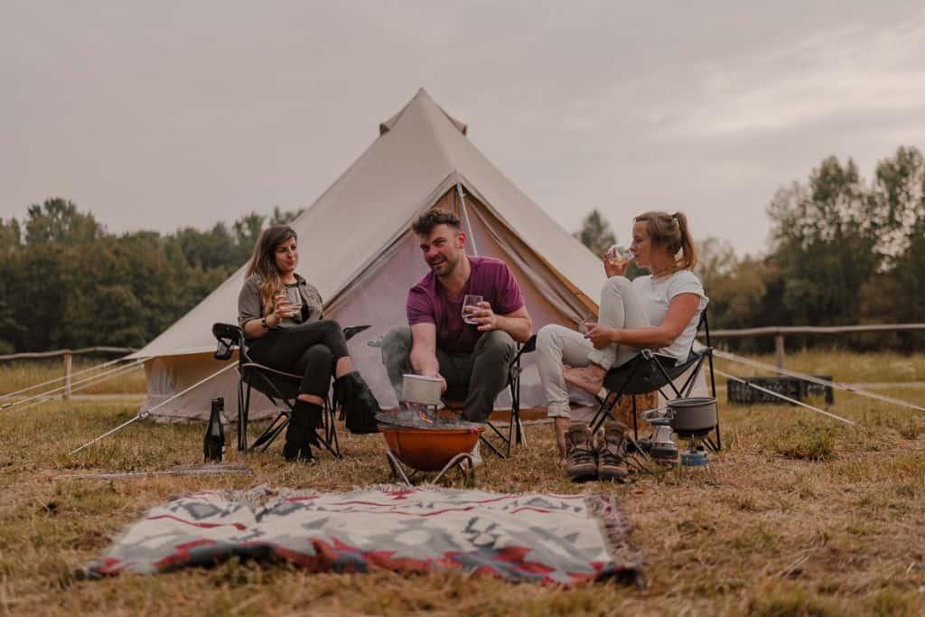 tielt winge kamperen