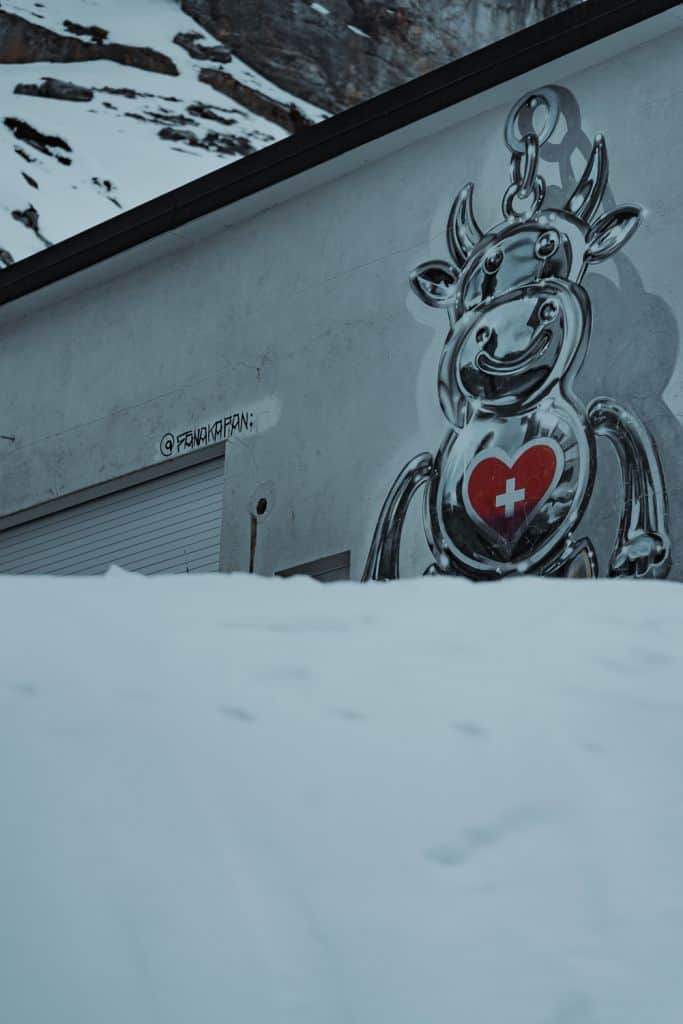 street art zwitserland