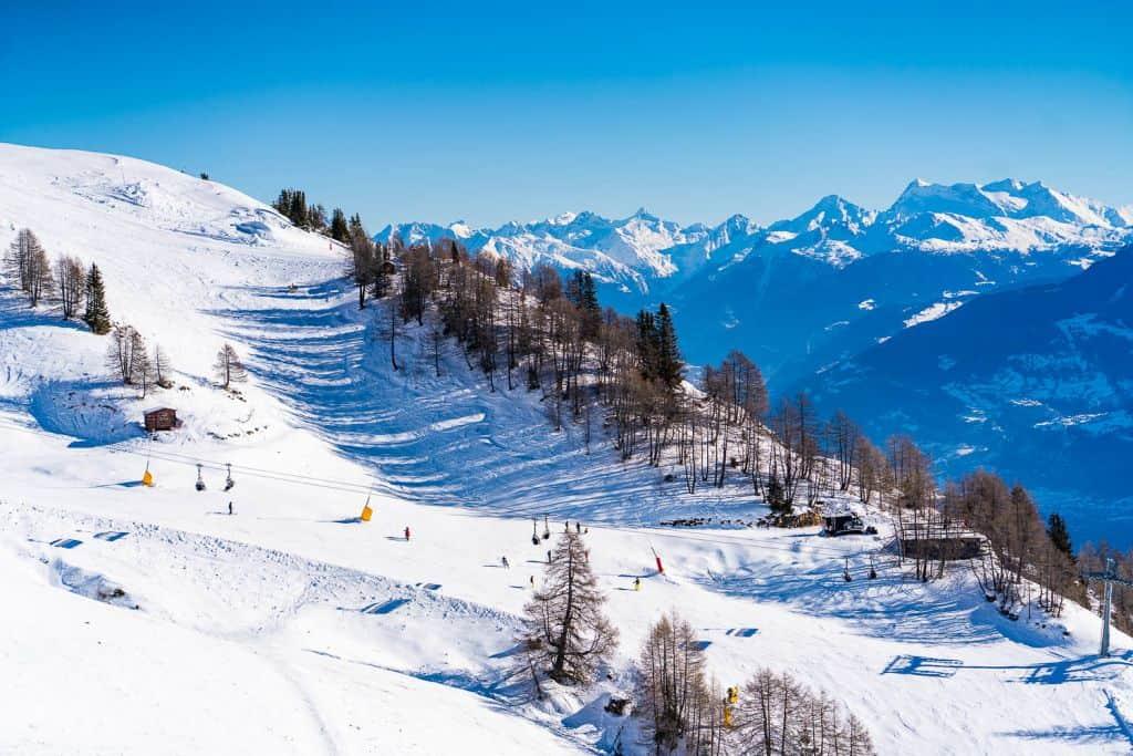luxe hotels en ski