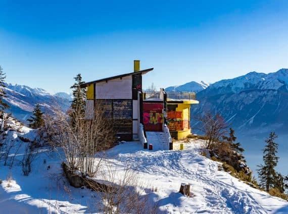 Crans Montana wat doen in Oostenrijk