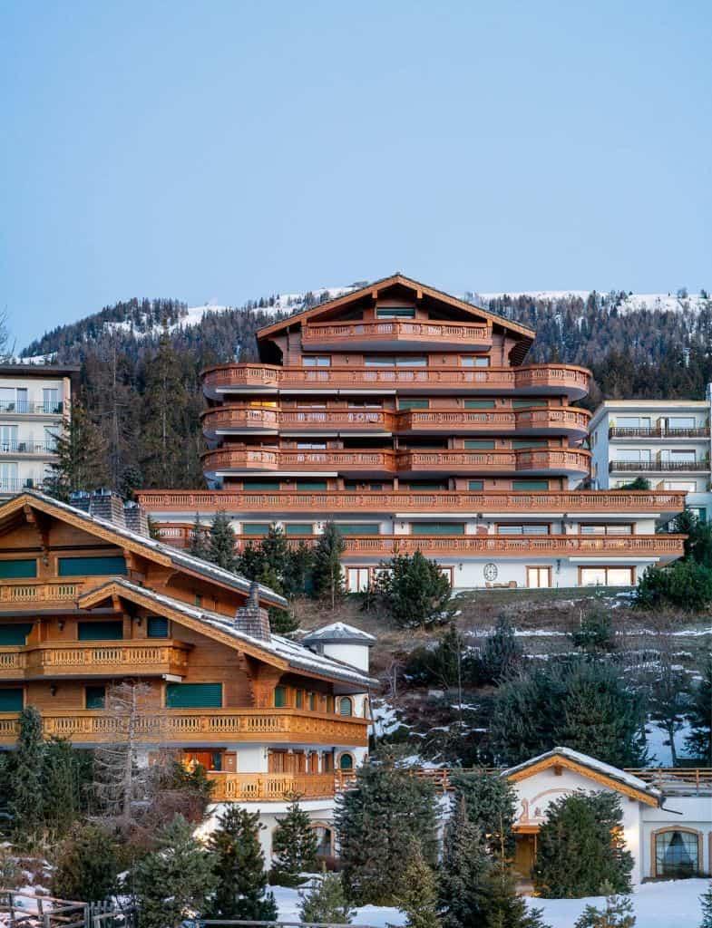 beste hotels van zwitserland