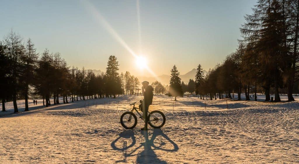 fat bike fiets zwitserland huren